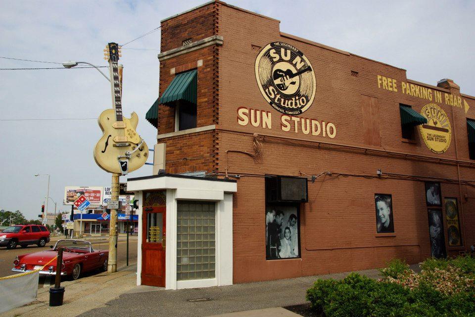 Side Trips: Sun Studio, Memphis, Tenn. | Postins ...