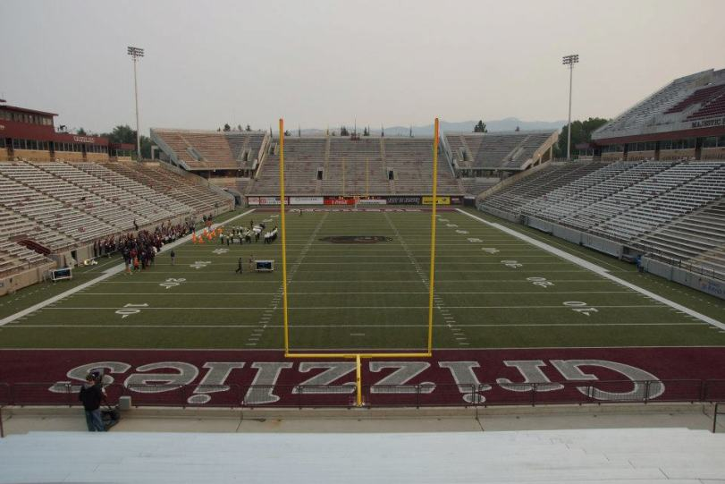Washington-Grizzly Stadium