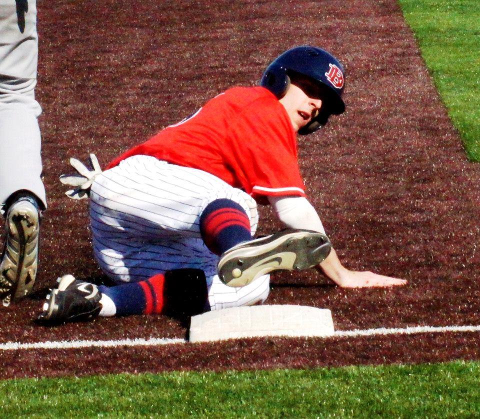 College Baseball Game 5: Creighton at Dallas Baptist, Feb ...: http://postinspostcards.com/2013/02/21/college-baseball-game-5-creighton-at-dallas-baptist-feb-16/