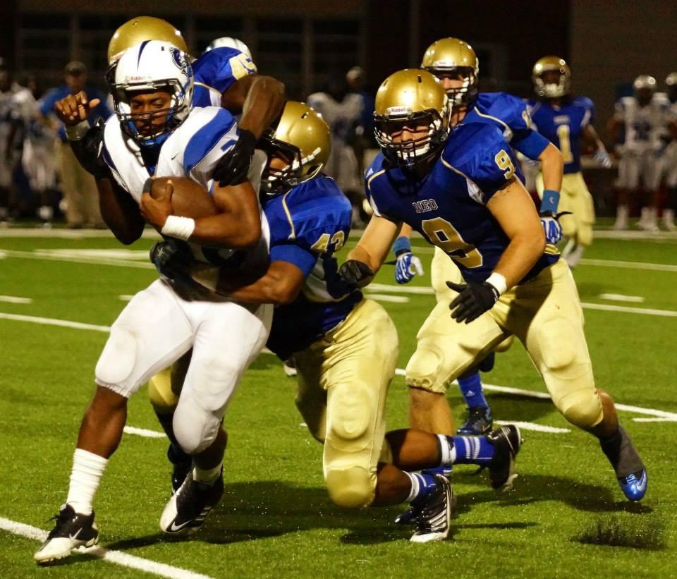 CFA College Game 16: Blinn 28, Northeastern Oklahoma 23