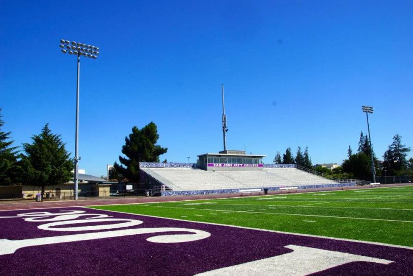 San Jose City College Football Stadium