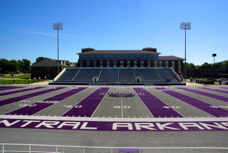 Stadium Gallery: Estes Stadium, University of Central ...