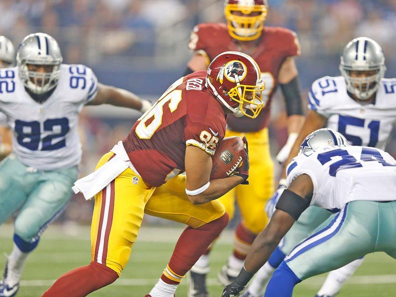 The Dallas Cowboys beat the Washington Redskins on Sunday night, thanks in part to a few defensive linemen you've never heard of.