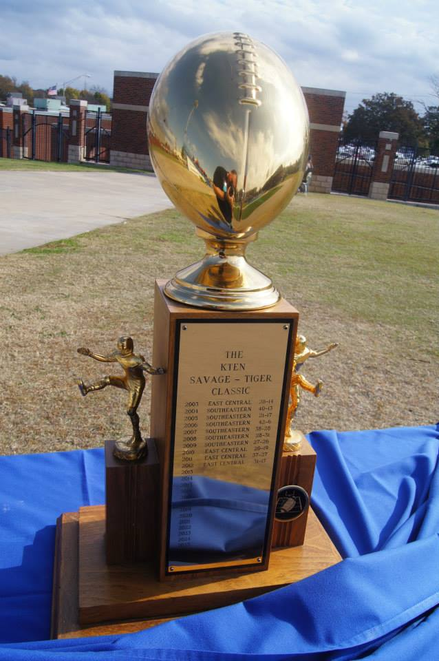 The Savage-Tiger Classic Trophy