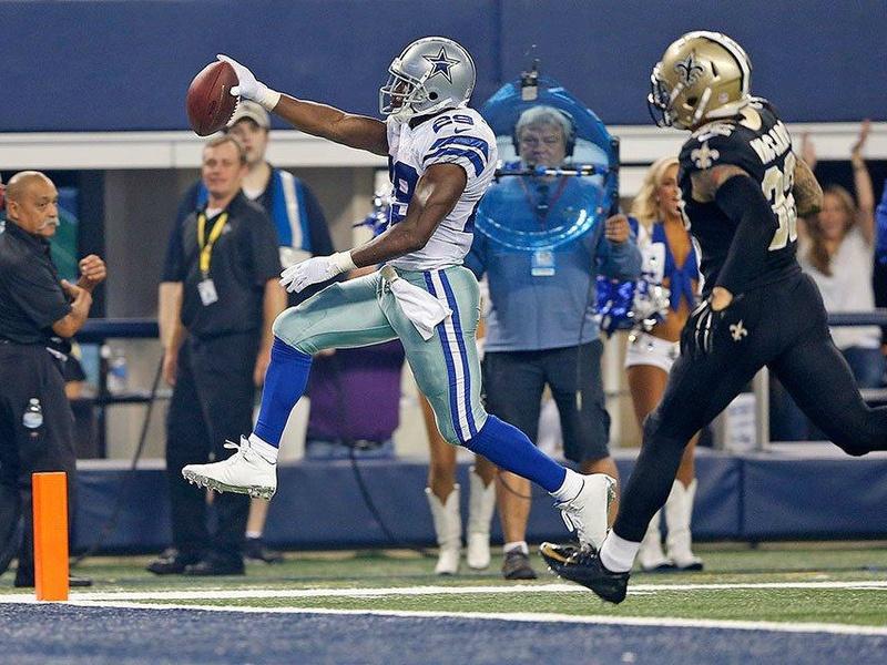 Dallas Cowboys running back DeMarco Murray.