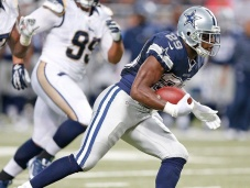 Cowboys running back DeMarco Murray.