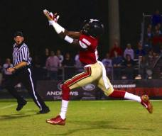 Ravenwood (Brentwood, TN) Raptors WR Van Jefferson is the No. 2 prospect in Tennessee's Class of 2015. The senior has committed to Georgia. (RoadTripSports photo by Kendall Webb)