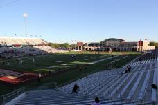 Bobcat Stadium, the home of Texas State football (RoadTripSports photo by Matthew Postins)