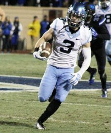 North Carolina's Ryan Switzer. (RoadTripSports photo by Matthew Postins)