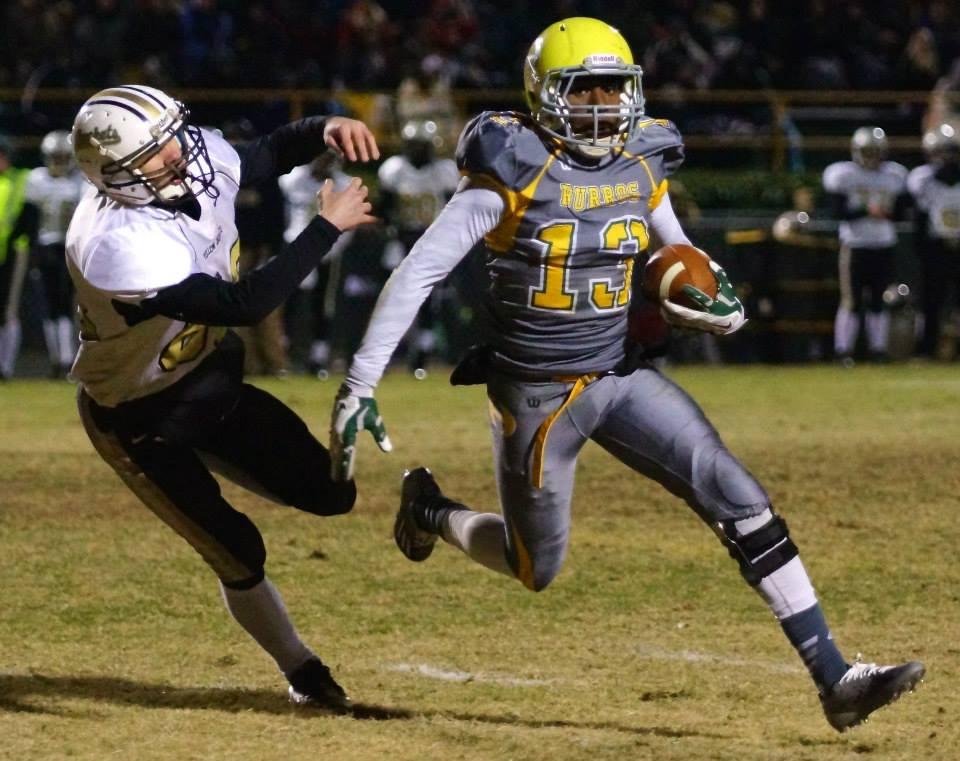2014 CFA High School Game 12: Springfield at Hillsboro, Nashville ...
