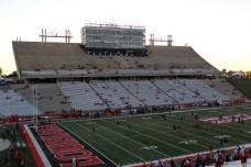 Cajun Field, the home of the Louisiana Ragin' Cajuns. (RoadtripSports photo by Matthew Postins)