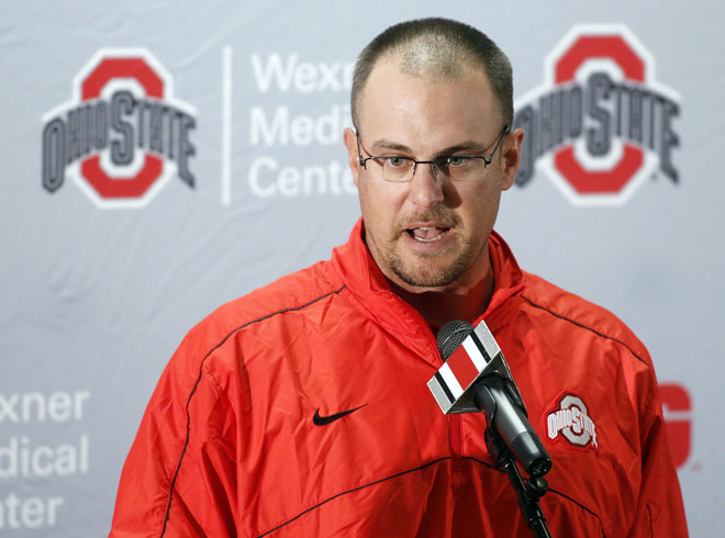 Ohio State offensive coordinator Tom Herman will be the new head coach at Houston.