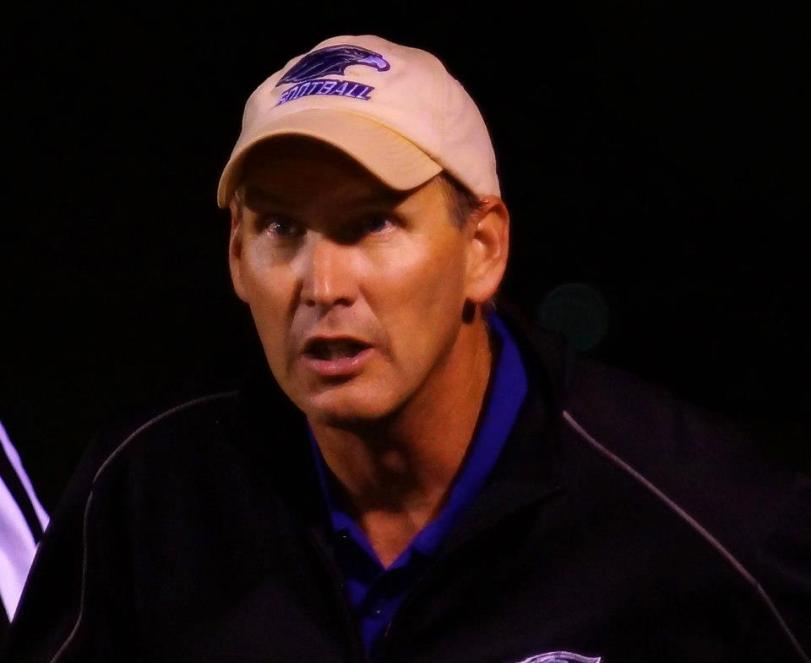 Wisconsin-Whitewater coach Lance Leipold. (RoadTripSports photo by Kendall Webb)