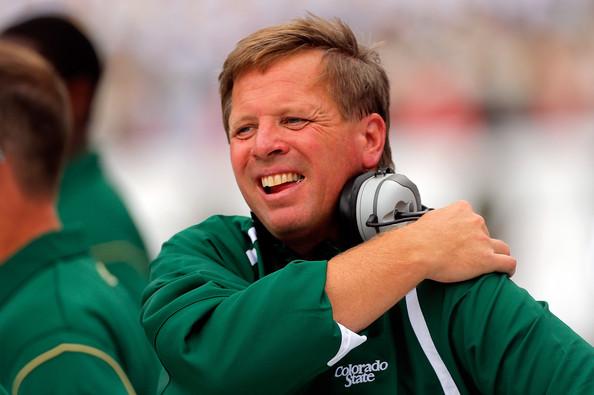 New Florida head coach Jim McElwain.