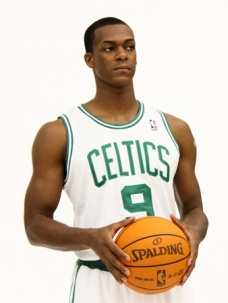 New Mavericks guard Rajon Rondo. (Photo Wikimedia Commons)