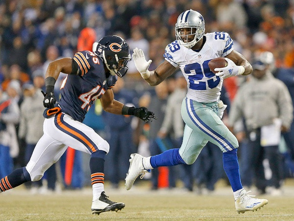 DeMarco Murray is a Cowboy no more, as he accepted a deal to play for Philadelphia. (Photo Courtesy Dallas Cowboys/Facebook)