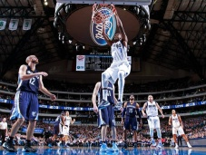 Dallas Mavericks forward Al-Farouq Aminu. (Photo by Dallas Mavericks)