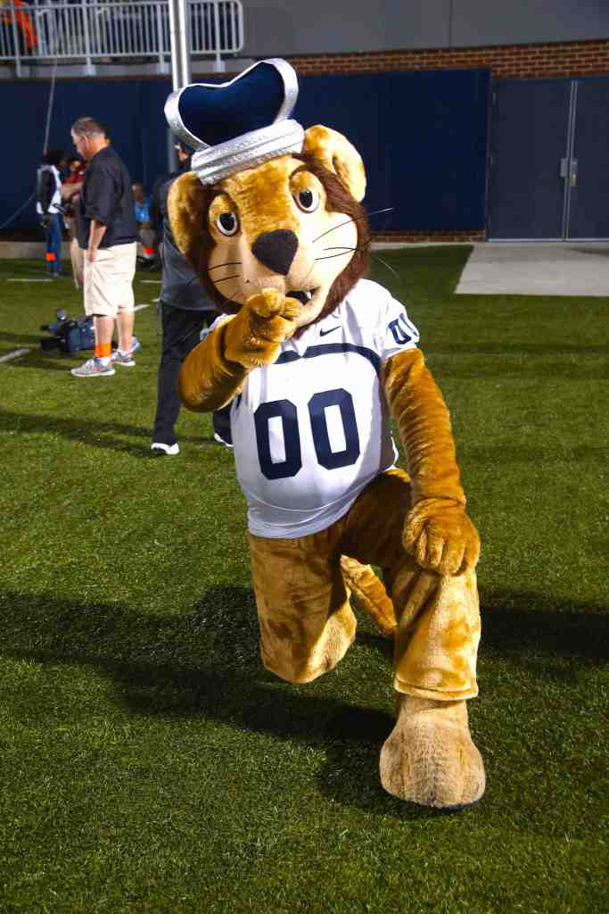Old Dominion Mascot