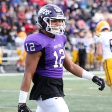Mount Union's Josh Stewart. (RoadTripSports photo by Matthew Postins)